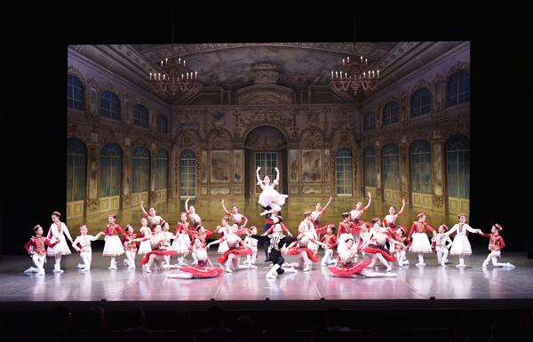 Ecole de ballet Tio Ballet Performance 2016