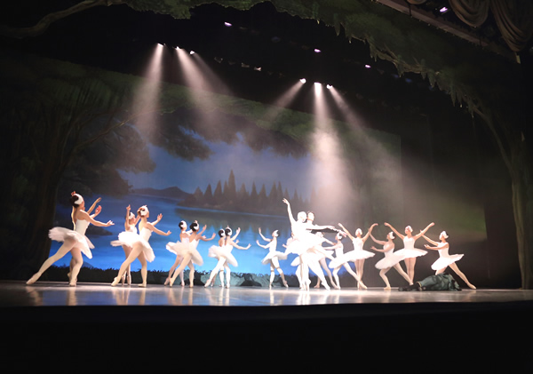 Ecole de ballet Tio Ballet Performance 2014 The 10th Anniversary