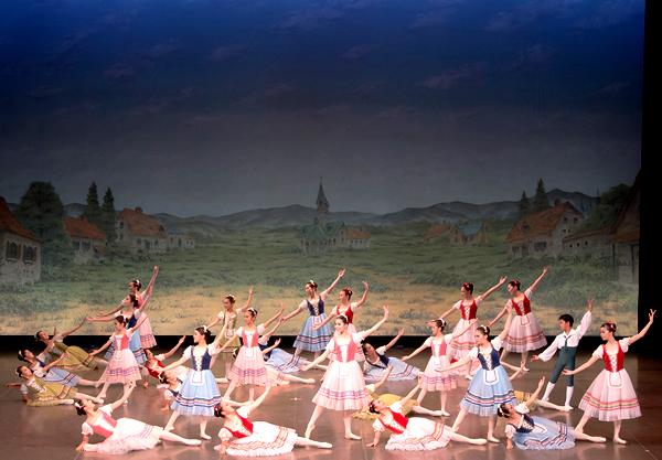 Ecole de ballet Tio Ballet Performance 2018